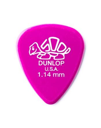 Dunlop Delrin® 500 pick 1.14mm
