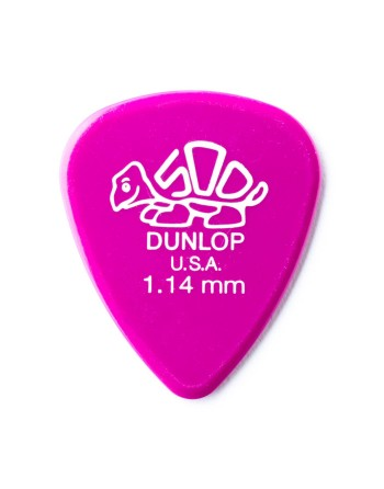 Dunlop Delrin® 500 plectrum 1.14mm