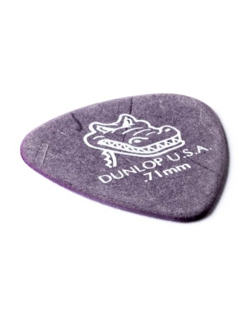 Dunlop Gator Grip plectrum 0.71mm