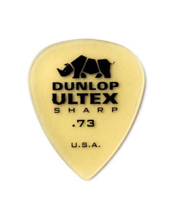 Dunlop Ultex Sharp plectrum 0.73 mm