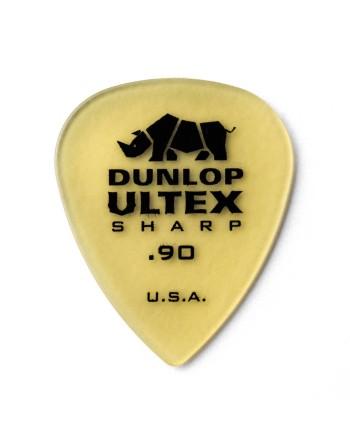 Dunlop Ultex Sharp plectrum 0.90 mm
