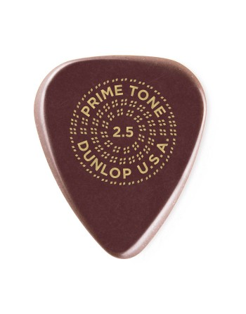 Dunlop Primetone Sculpted Ultex standaard plectrum 2,50 mm