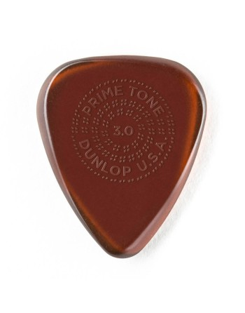 Dunlop Primetone Sculpted Ultex standaard plectrum met grip 3,00 mm