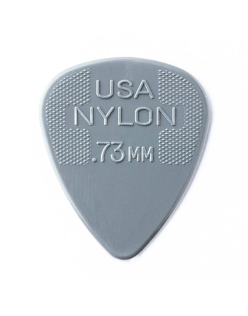 Dunlop Nylon plectrum 0.73mm