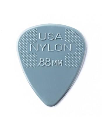 Dunlop Nylon Plektrum 0,88 mm