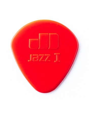 Dunlop Jazz I Red Nylon
