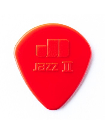 Dunlop Jazz II Red Nylon