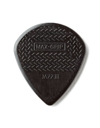 Dunlop Jazz III Max Grip...