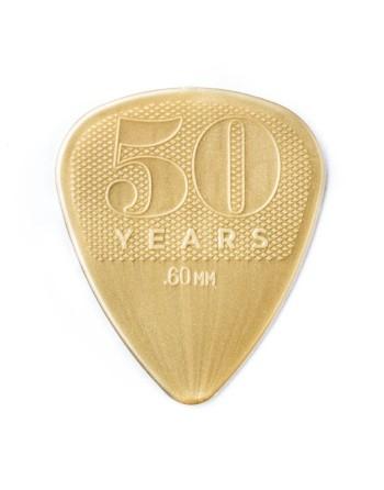 Dunlop 50th Anniversary plectrum 0.60 mm