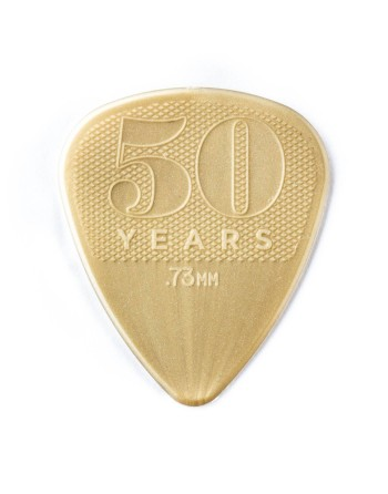 Dunlop 50th Anniversary plectrum 0.73 mm
