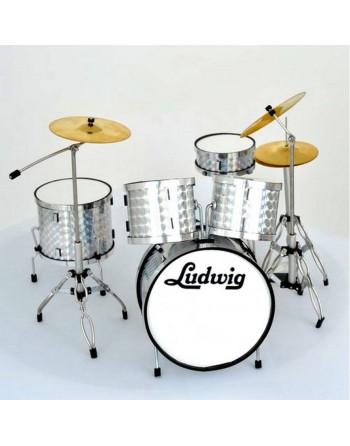Ludwig drum kit