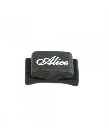 Rubber pick holder black
