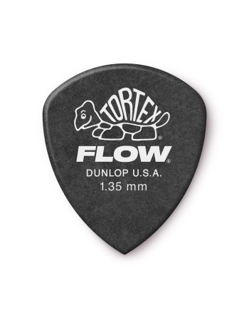 Dunlop Tortex Flow plectrum 1.35 mm