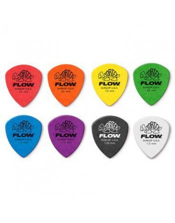 Dunlop Tortex Flow pick...