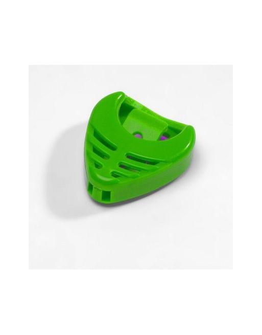 Plectrumhouder groen