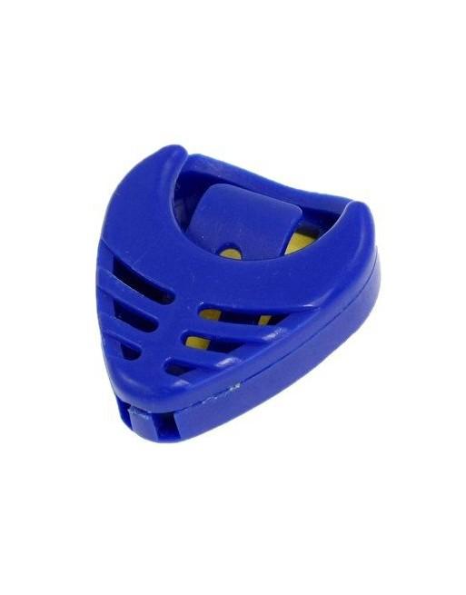 Plectrumhouder blauw
