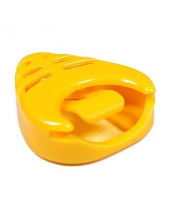 Pick holder yellow