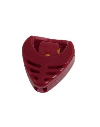 Pick holder red