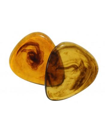 Epoxy plectrum cola swirl...
