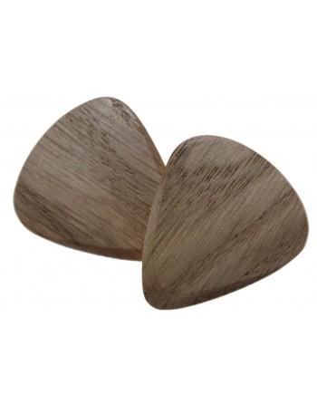 Eiken houten plectrum