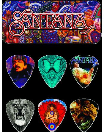 Santana storage tin with...