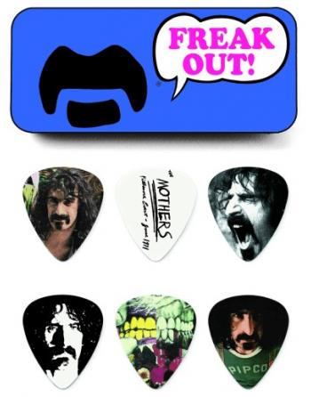 Frank Zappa...