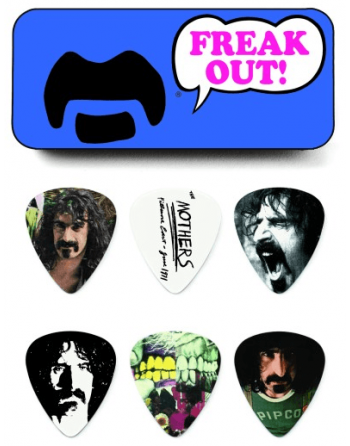 Frank Zappa opbergblikje...