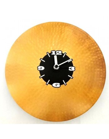 Decorative clock with image...