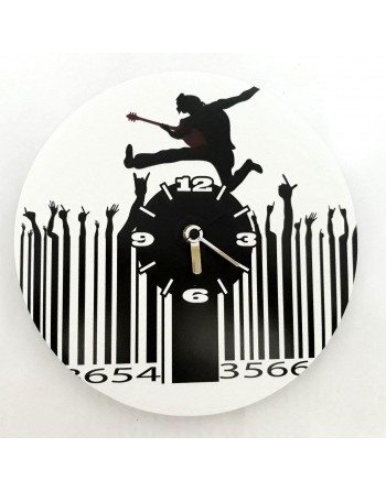 Dekorative Uhr mit...