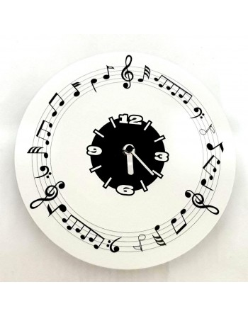 Decorative clock with...