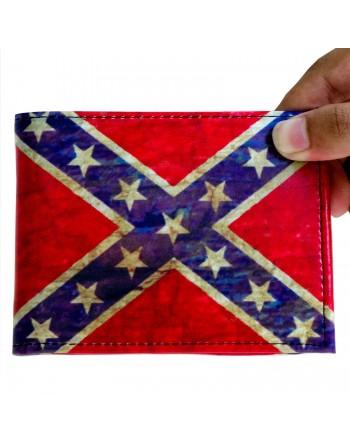 Confederate vlag Portemonnee