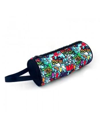 Pen pouch Hip Hop design