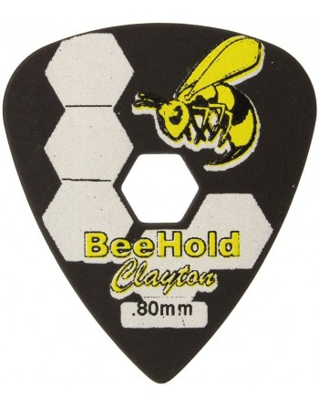 Clayton BeeHold guitar...