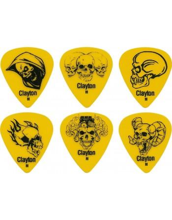 Clayton Demonic Skulls...