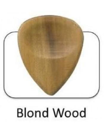 Clayton Blond wood guitar...
