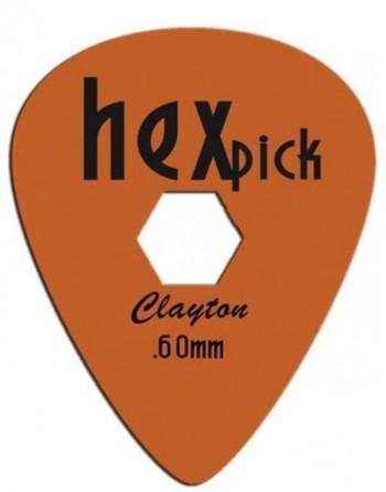 Clayton Hexpick plectrums...