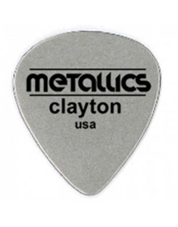 Clayton Metallics plectrum...