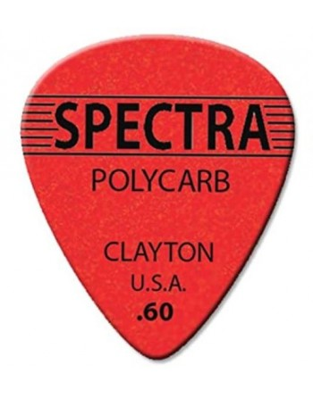 Clayton Spectra plectrum...