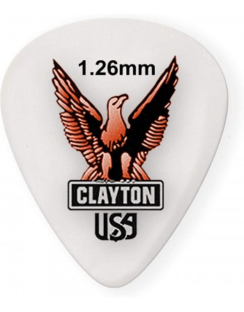 Clayton Acetal standard...