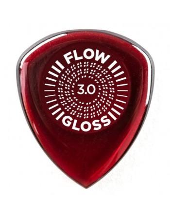 Dunlop Flow Gloss pick 3.00 mm
