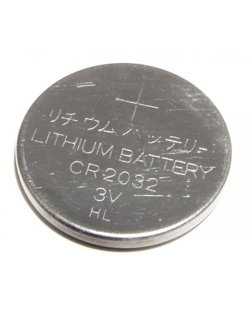 3 Volt batterij CR2032