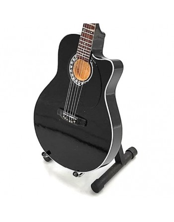 Jon Bon Jovi miniature guitar