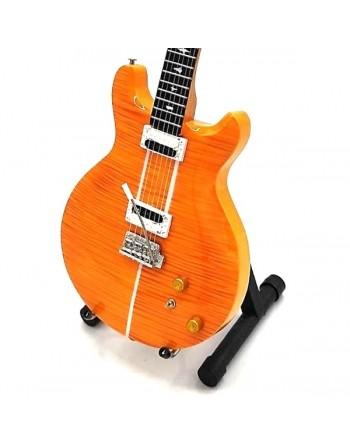 Miniatuur PRS gitaar