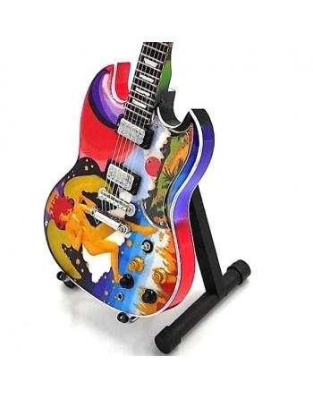 "Miniatuur Gibson SG ""Fool""..."