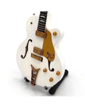Miniatuur Gretch 1955 White...