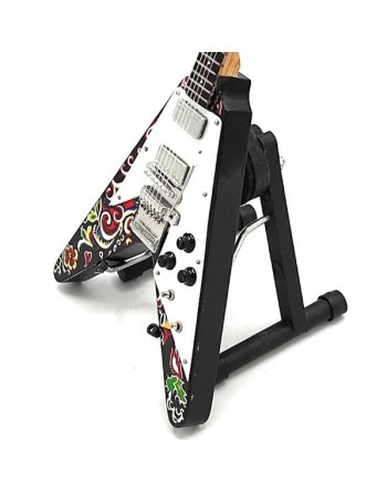 Miniatuur Gibson Flying V...