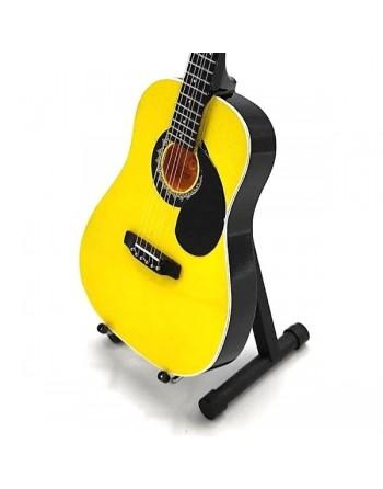 Miniatuur Martin HD-7 gitaar