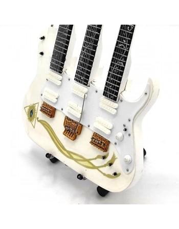 Steve Vai miniature guitar