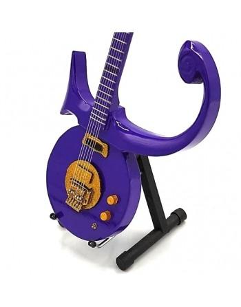 Miniatuur Love Symbol gitaar