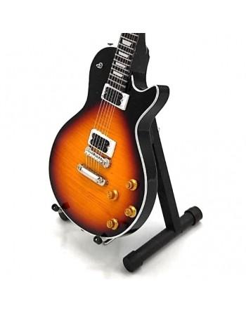 Miniatuur Gibson Les Paul...